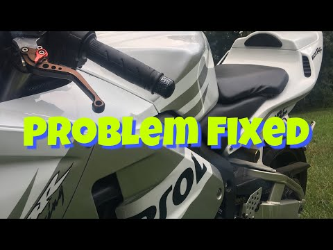 How to FIX vibration on motorcycle 2017