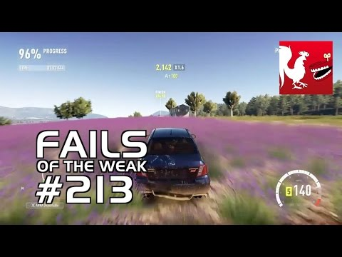 Fails of the Weak - Volume 213