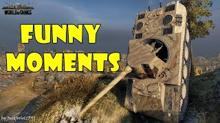 World of Tanks - Funny Moments | Week 4 June 2017
