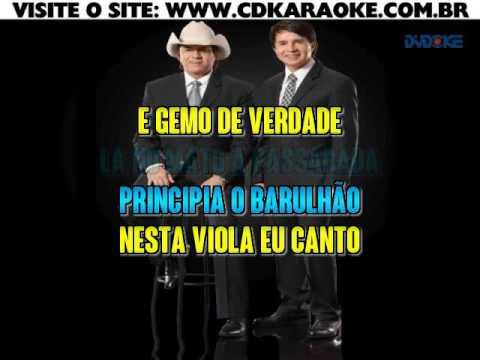 Chitãozinho & Xororó   Tristeza Do Jeca