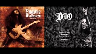 Ronnie James Dio & Yngwie Malmsteen - Dream On