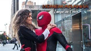 """Homem-Aranha: Longe de Casa"" - TV Spot #1 (Sony Pictures Portugal)"