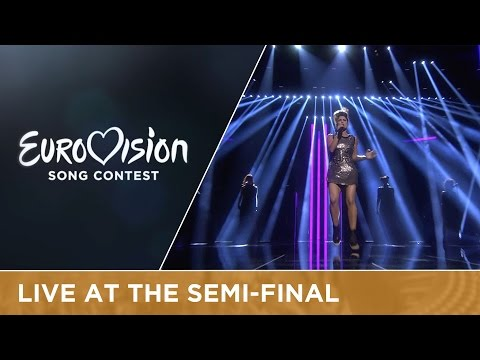 Barei - SayYay! (Spain) Live at Semi - Final 1