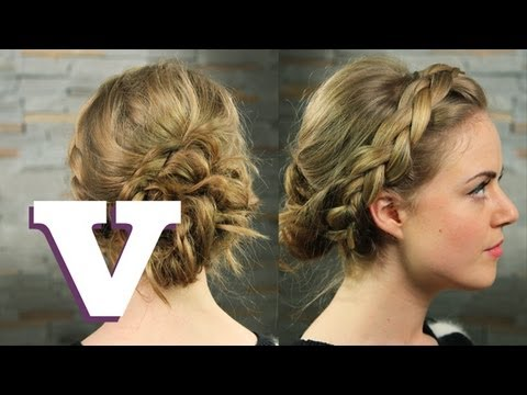 How To Do Ancient Greek Hair Hair With Hollie S02e5 8