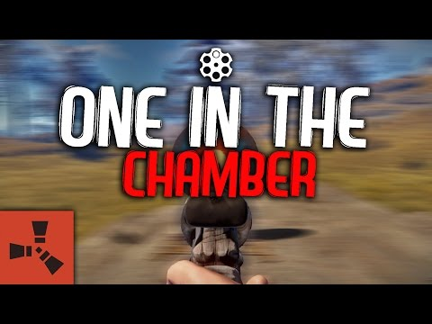 ONE IN THE CHAMBER - NEW RUST GAME MODE!!