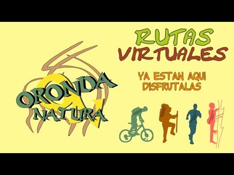 Rutas Virtuales Orondanatura