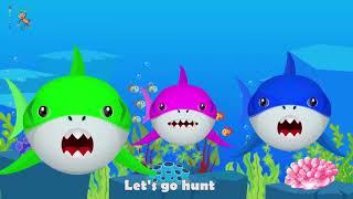 Baby nursery rhymes songs for children: Baby Shark