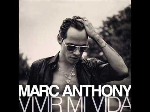 Marc Anthony Vivir Mi Vida (Versión Pop) 2013