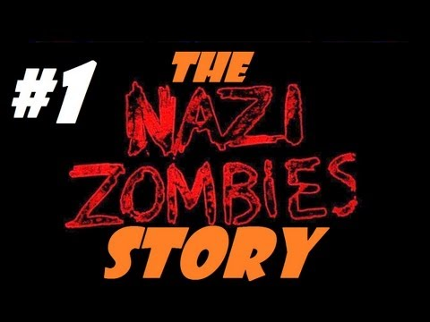 Black Ops 2 - The Nazi Zombies Story: The Evolution of a New Gamemode (Part 1)