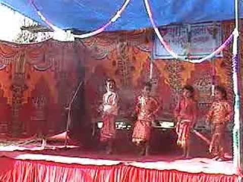 Cultural Programme Small Kids video