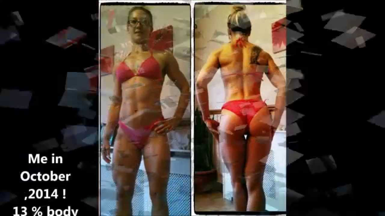 steroid vs natural physique