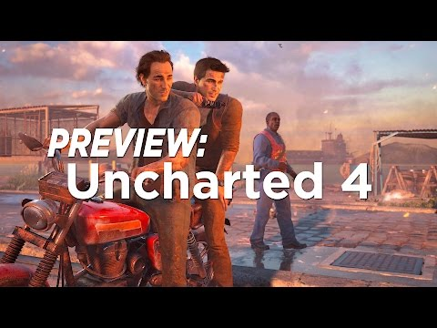 Preview: BEST UPCOMING GAMES 2016 - EP. 2: Uncharted 4