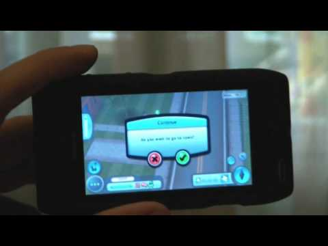 Sims 3D for Nokia N8  Nokia N8 games Download
