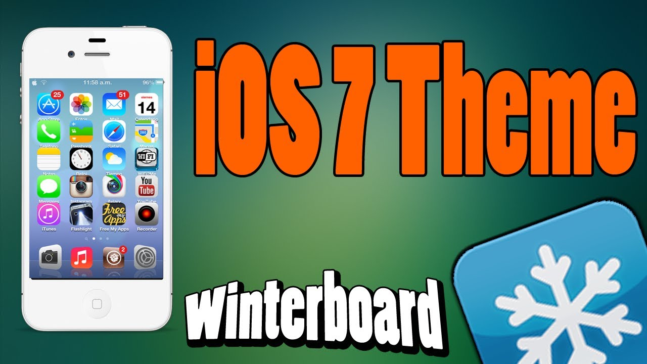 Ipod 5 Ios 7 Ios 7 Para Iphone 4-4s-5 o