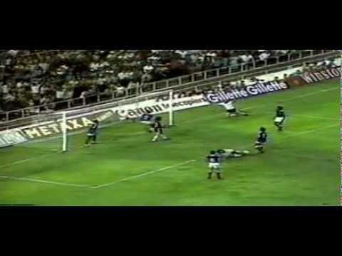 Super Goles World Cups - Pele, Cruyff, Maradona, Baggio, Matthaus, etc.