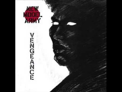 New Model Army - Vengeance (1984) (Full Album)