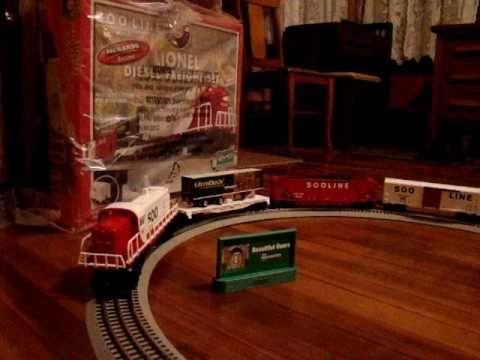 Lionel Soo Line Train Set from Menards