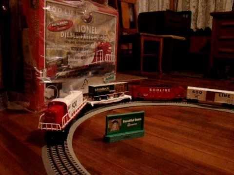 Lionel Soo Line Train Set from Menards