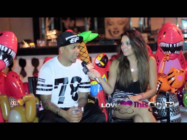 DJ Chuckie   Electric Festival Aruba Interview On Love This City TV