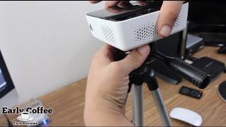 Quick Overview Of the BenQ Joybee Gp2 Mini Projector.