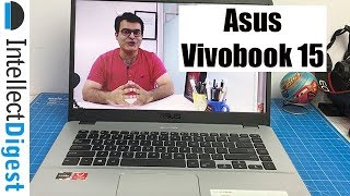 Asus Vivobook 15 Newest Model Unboxing And Hands On Review