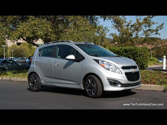2013 Chevy Spark Quick Review