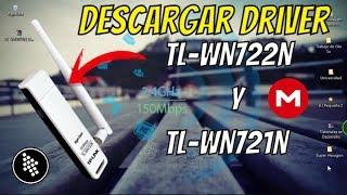 Como Descargar Driver TL-WN722N Gratis para Windows 10,8.1,8,7,xp y Vista 2018