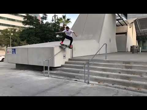 Fun sesh with the homie @bigbizliz 📹: @nuge666 | Shralpin Skateboarding