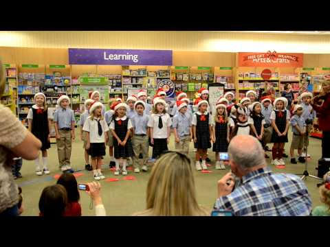 Bilingual Rudolph, Buckner Fanning Christian School