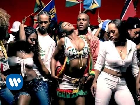 Kevin Lyttle - Turn Me On (Official Music Video)