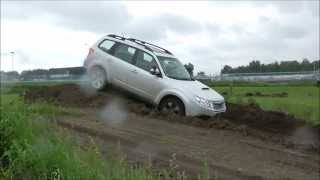 Off Road 2015 Subaru Club Nederland 20 jaar