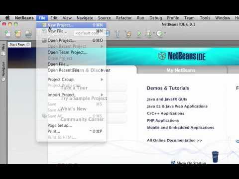 03 - JAVA PROGRAMMING TUTORIAL - Installing Netbeans and Getting Prepared (Mac, Windows, Linux)