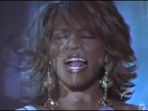 Whitney Houston  --  Try It On My Own