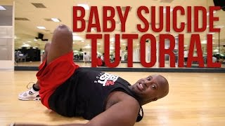 How to Breakdance I Baby Suicide I Ziggy (Bronx Boys)