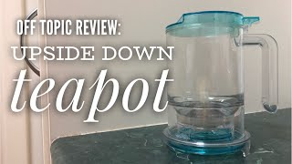 The Upside Down Teapot (T2 Tea Maker)