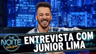 The Noite (06/07/15) - Entrevista com Junior Lima