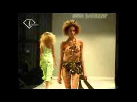 Fashiontv - Ana Salazar 2001 video