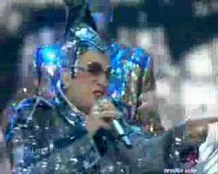 Eurovision 2007 Final Ukraine Verka Serduchka Dancing Music Videos