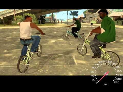 Gta San Andreas romania v2