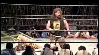 FMW - W*ING Kanemura vs. Cactus Jack