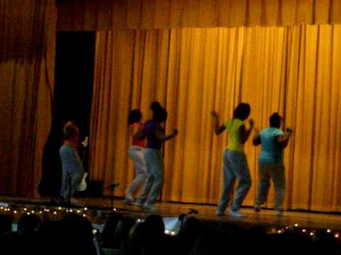 talent show, Fly Girls 2009 2010!!!!! thumbnail