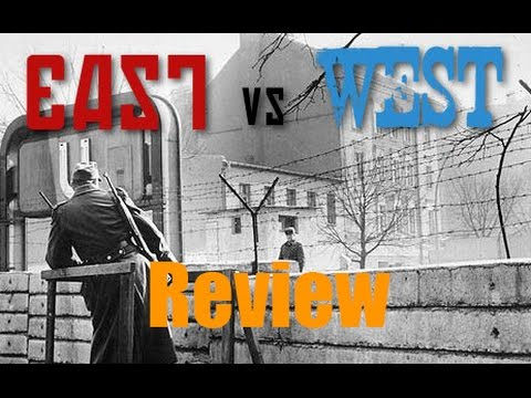 Froman Reviews East vs. West - A Hearts of Iron Game