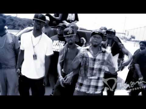 Slim Dunkin - Countdown (Feat. Da Kid & S.K.) (Official Video) (720p HD)