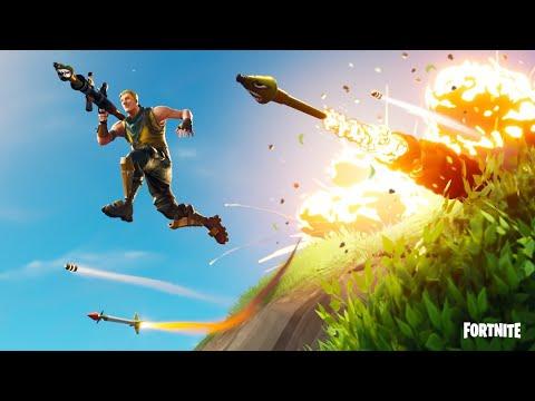 8 KILL HIGH EXPLOSIVES Fortnite Battle Royale Gameplay (HUN)