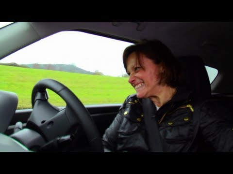 Suzuki Swift Sport Handbrake Turn Challenge - Fifth Gear