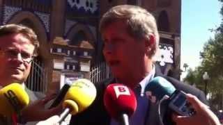 Alberto Fernández quiere evitar una mezquita en BCN