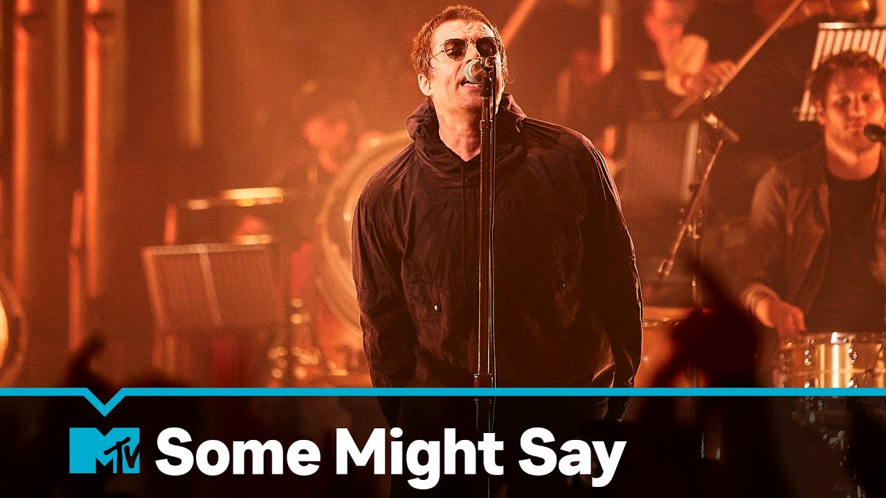 """Liam Gallagher - """"Some Might Say (MTV Unplugged)""""のライブ映像を公開 新譜「Mtv Unplugged (Live At Hull City Hall)」2020年6月12日発売 thm Music info Clip"""
