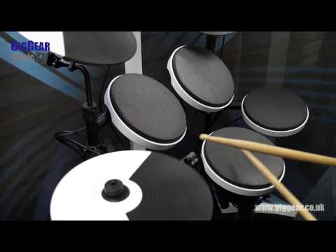 Roland TD-4KP Electronic Drums Video Review