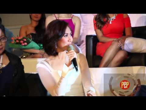 Sarah Geronimo tops YES! 100 Most Beautiful Stars 2014 klip izle