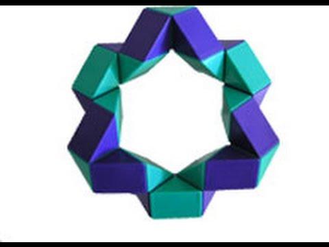 Змейка рубика - фигура - YouTube